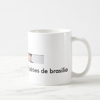 meio_05, ladrões de brasilia caneca