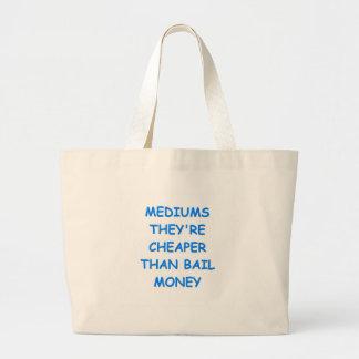 meio bolsas