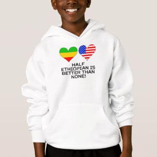 Meio etíope é melhor do que nenhuns