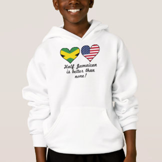 Meio jamaicano é melhor do que nenhuns
