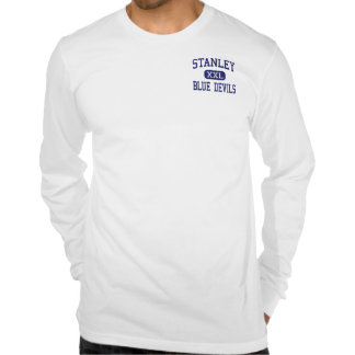 Meio Stanley da depressão nervosa de Stanley T-shirts