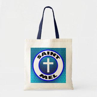 Mel do santo bolsas para compras
