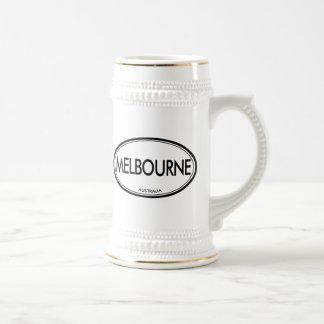 Melbourne, Austrália Caneca De Cerveja