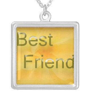 Melhor amigo bijuteria personalizada