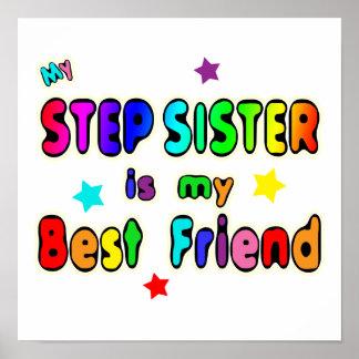 Melhor amigo da irmã adoptiva poster