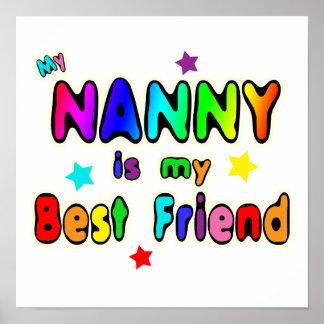 Melhor amigo do baby-sitter poster