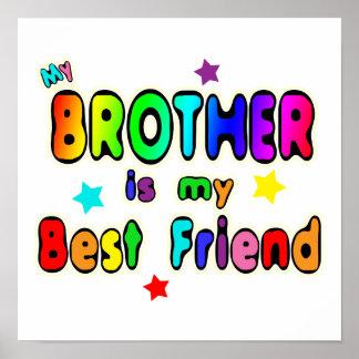 Melhor amigo do irmão pôster