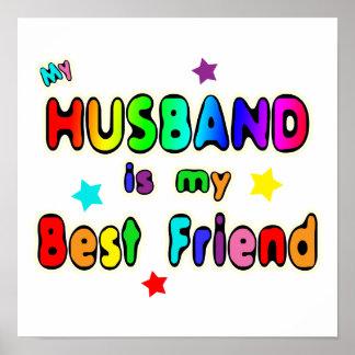 Melhor amigo do marido pôster