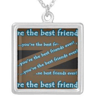 Melhor amigo nunca bijuteria