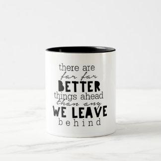 Melhor caneca de café das coisas adiante