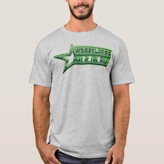 Melhor do cinza ocidental da camisa de T