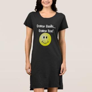Melhore o sorriso… melhor você! Vestido