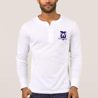 Melhoria Henley Camiseta