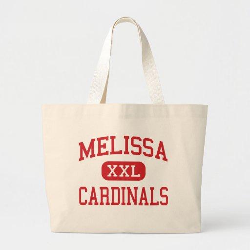 Melissa - cardeais - segundo grau - Melissa Texas Bolsas Para Compras