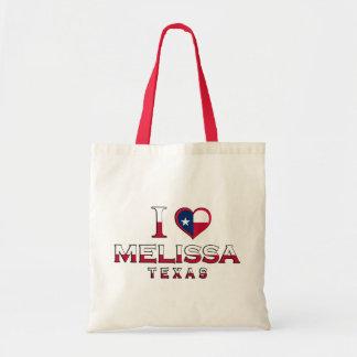 Melissa Texas Bolsas De Lona