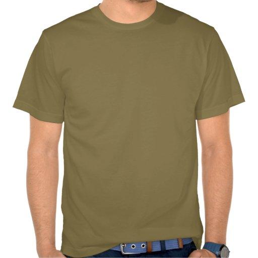 Membro da equipa #1 do safari tshirt