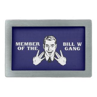 Membro do grupo de Bill W