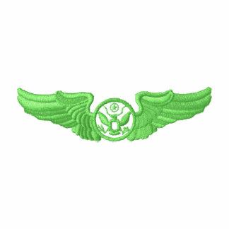 Membro recrutado pequeno da tripulação aéreo