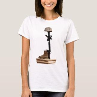 Memorial Day: Recorde com orgulho Camiseta