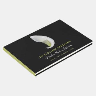 Memorial do lírio de Calla ou livro de hóspedes do