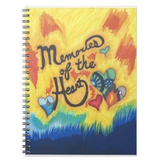 Memórias do caderno do coração