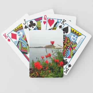 Memórias dos cartões de jogo de Laguna Jogo De Baralho
