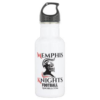 Memphis Knights a garrafa de água do logotipo