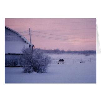 Menção honrosa da foto do cartão de Natal de 2005
