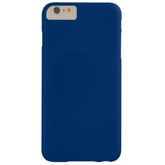 Menina Azul-Da parte alta da cidade de Midi do Capa Barely There Para iPhone 6 Plus