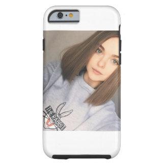 menina capa tough para iPhone 6