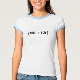 Menina de Hallie T-shirt