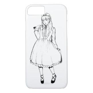 Menina de Loli Capa iPhone 7