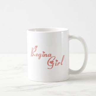 Menina de Regina Caneca De Café