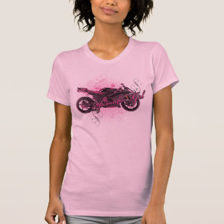 Menina de Yamaha Tshirt