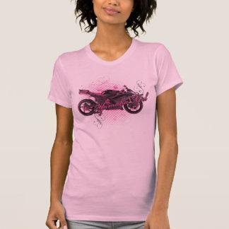 Menina de Yamaha T-shirts