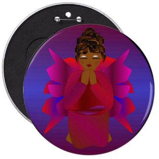 Menina do anjo botons