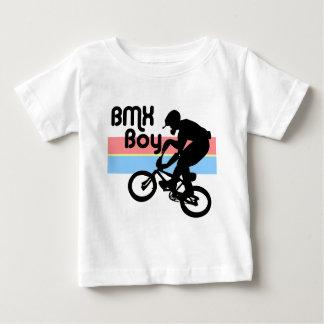 Menina do menino de BMX/BMX Camisetas