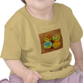 menina do safari ou camisa do menino t tshirt