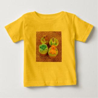 menina do safari ou camisa do menino t t-shirts