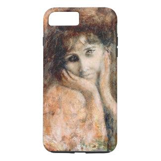 Menina do Victorian mim capa de telefone