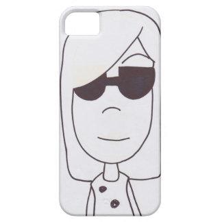 Menina legal capa para iPhone 5