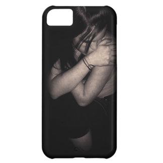 Menina só capa para iPhone 5C