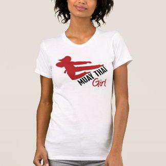 Menina TAILANDESA 1,1 de MUAY Tshirts