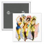 Meninas 1899 de dança botons
