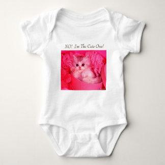Meninas Babygrow bonito Body Para Bebê