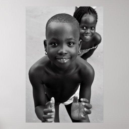 Meninas de Togo Poster