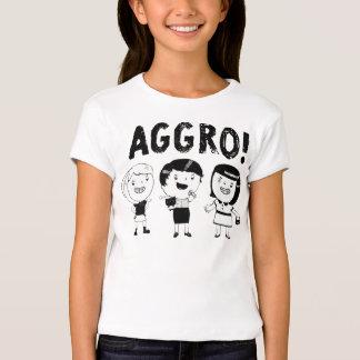 Meninas do AGGRO Camiseta