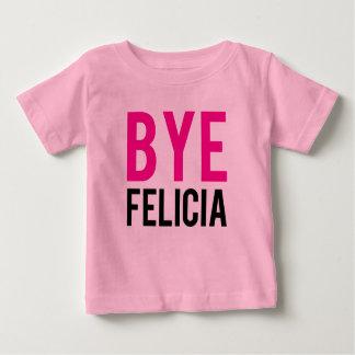 Meninas engraçadas do rosa da camisa do bebê de