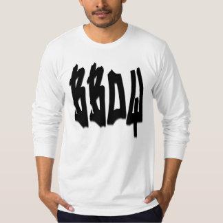 menino 6 de b camiseta