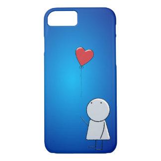 Menino & balão capa iPhone 7